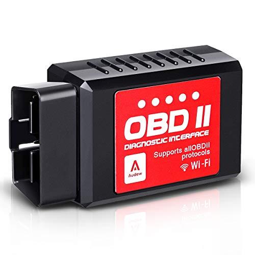 SYGAV OBD OBD2 OBDII Scanner Adapter for Android Head Unit Car Diagnostic Check Engine Light Scan Tool Code Reader